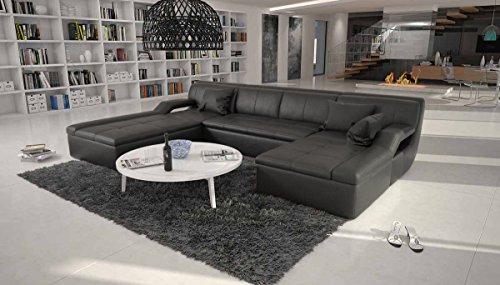 Wohnzimmer Wohnlandschaft Grosse Couch Wie Ein Modernes Aussieht