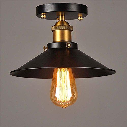 baycheer retro vintage deckenlampe deckenleuchten. Black Bedroom Furniture Sets. Home Design Ideas